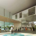 Chaumont Centre Aquatique Sportifs Et Culturel - Hall D'entrée