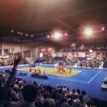 Chaumont Centre Aquatique Sportifs Et Culturel - Salle De Volley Niveau Nationale